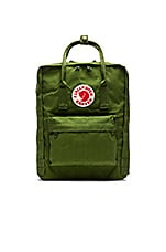 Kanken in Leaf Green