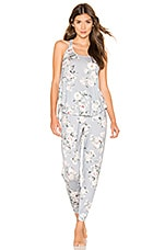 Flora Nikrooz Lucca PJ Set in Grey