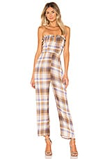 FLYNN SKYE Parker Jumpsuit in I Got The Check