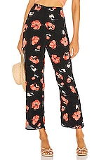 FLYNN SKYE Parker Pant in Black Beauty