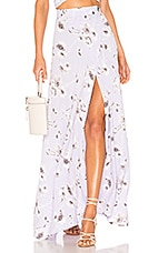 FLYNN SKYE Wrap It Up Skirt in Morning Bouquet