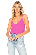 FLYNN SKYE Perfect Tank Top in Passion Fruit