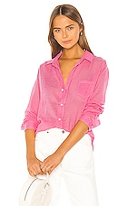 Frank & Eileen Barry Button Down in Pink