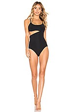 FLAGPOLE Bella One Piece in Black