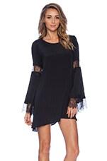 Festival Dress in Black