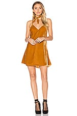 Collette Tank Dress in Copper