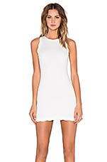 EXCLUSIVE Rosarito Dress in Ivory