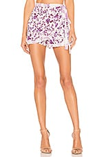 For Love & Lemons X REVOLVE Atlanta Skort in Lilac
