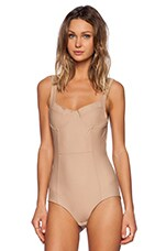 Show Off Bodysuit in Nude