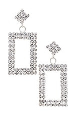 Frasier Sterling Sweet & Sour Earrings in Silver