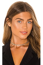 Frasier Sterling Topanga Choker in Gold