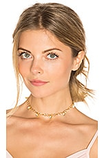 It's Complicated Choker in Gold