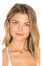 Frasier Sterling Confessions Choker in Gold