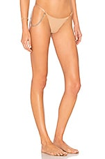 Frankies Bikinis Scarlett Bottom in Nude