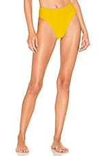 Frankies Bikinis Jenna Bottom in Amber