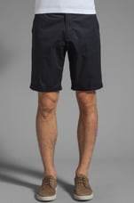 City Short in Navy