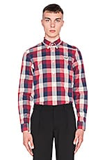 CHEMISE WINTER TWILL GINGHAM