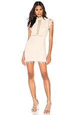Free People Honey Mini Dress in Cream