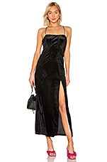 Free People All I Need Maxi in Black