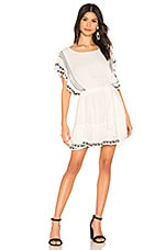 Free People Weekend Brunch Dress in Ivory
