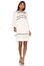 Free People Pasadena Dress in Ivory