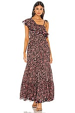 Free People What About Love Dress in Black