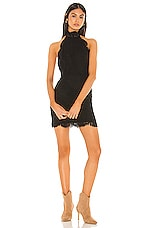 Free People Harper Dress in Black