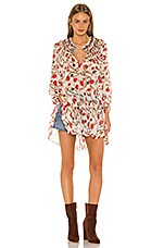 Free People Keeping Up With Kara Tunic in Ivory