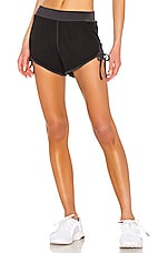 Free People X FP Movement Surf Break Short in Black