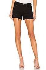 Free People Sofia Short in Black