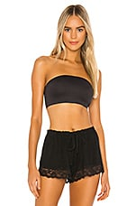 Free People Nina Bandeau in Black