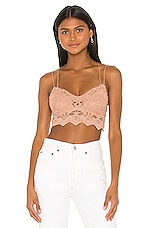 Free People Ilektra Bralette in Rose