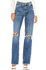 Free People Wild Flower Jean in Blue