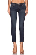 JEAN SKINNY CROPPED ROLLER