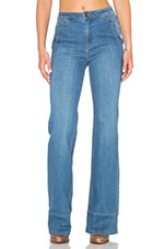 JEAN LARGE HI WAISTED