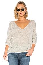 Free People Gossamer Sweater in Grey