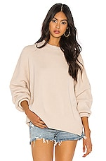 Free People Easy Street Tunic in Sand