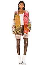 Free People Canyon Vibes Cardigan in Multi