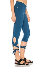 Turnout Legging en Saphir