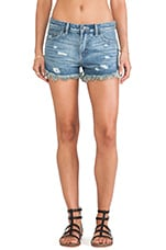SHORT EN JEAN RUGGED