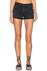 Rock Denim Uptown Short en Blackbird