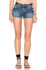 Rock Denim Uptown Short en Harbor