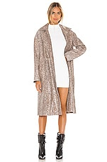 Free People Walk This Way Duster in Neutral Combo