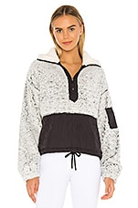 Free People X FP Movement BFF Pullover in Dark Grey