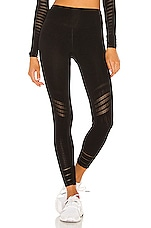 Free People X FP Movement Gone Adrift Legging in Black