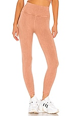 Free People X FP Movement Good Karma Legging in Sand
