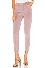 Free People Sun Chaser Cord Skinny in Lavender