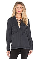 Under Your Spell Blouse en Noir