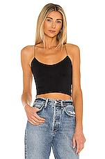 Free People Brami Tank in Black