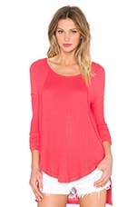 Ventura Thermal Top en Poppy